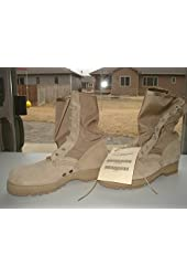 Wellco Military Issued Hot Weather Desert Boot