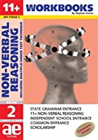11 + Non-verbal Reasoning: Workbook Bk. 2: Including Multiple Choice Test Technique (11+ Verbal Reasoning Workbooks for Children) by Curran, Stephen C. ( 2006 )