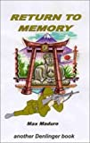 img - for Return to Memory book / textbook / text book