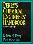 Perry's Chemical Engineers Handbook