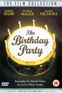 The Birthday Party [1968] [DVD]