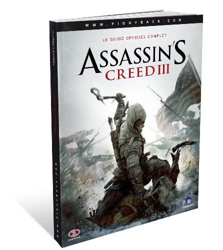 gadget geek - guide officiel complet assassin creed iii