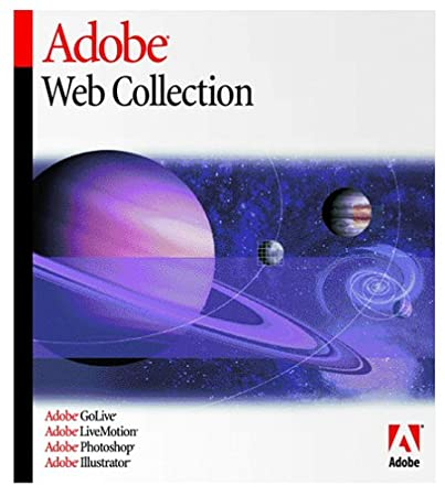 Adobe Photoshop Web Collection 5.0 [Old Version]