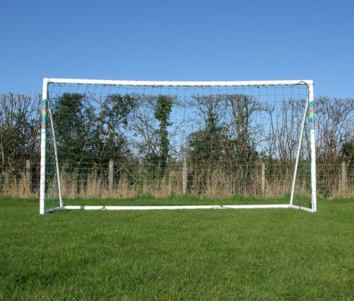 12' x 6' Samba Football Goal [ONLY GOAL That can be left outside in any weather] (FORZA)