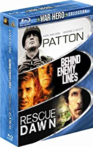 War Hero Collection Behind Enemy Lines Patton Rescue Dawn Blu-ray from 20th Century Fox