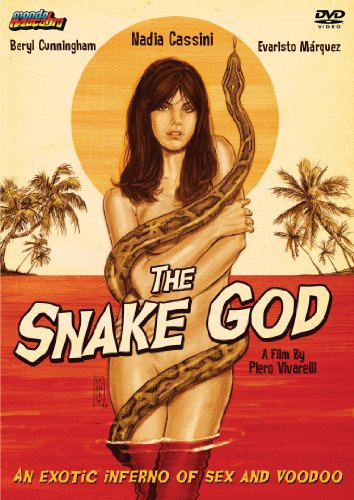 Snake God [DVD] [1970] [Region 1] [US Import] [NTSC]