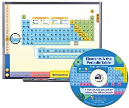 NewPath Learning Elements and The Periodic Table Multimedia Lesson, Single User License, Grade 6-10