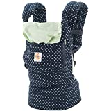 ERGObaby Original Carrier, Indigo Mint Dots