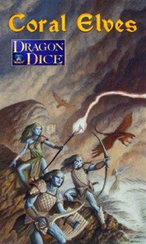 Dragon Dice: Kicker Pack: Coral Elf