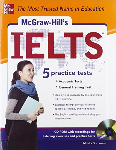 Mcgraw - Hill's Ielts with Audio Cd