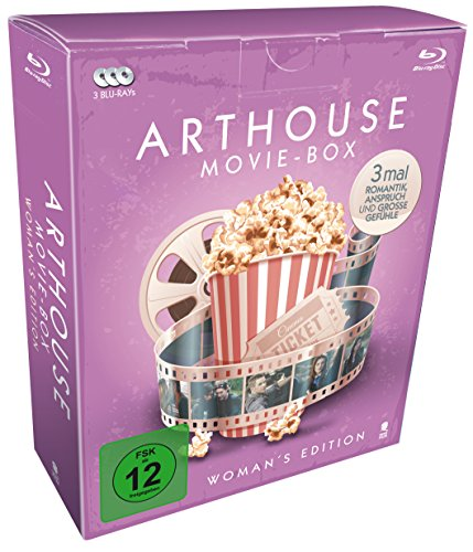 Arthouse - Movie Box (Woman's Edition) [3 Blu-rays]