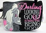 Hallmark Disney Especially Evil DYG9708 Cruella De Ville - Being Good...Makeup Bag