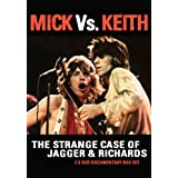 The Rolling Stones - Mick Vs. Keith The Strange Case Of Jagger & Richards [DVD] [NTSC] [2012]by Rolling Stones