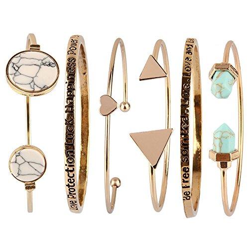 beauty7-kits-de-bracelet-manchette-chaines-boheme-boho-bracelet-plage-ethnique-manuel