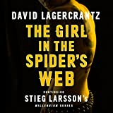 The Girl in the Spider's Web: Millennium Series, Book 4