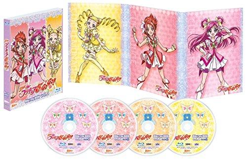 Yes!プリキュア5 GoGo! Blu-ray BOX Vol.1 (完全初回生産限定)