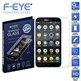 F-EYE® Lenovo A850 Tempered Glass Screen Protector, Ultra Clear Screen Protector, 2.5D Round Edge, 0.33mm Thickness...