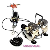 Airbrush Kompressor Saturn 40