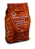 ShaSha Ginger Snap Cookie Bags, Original, 300 Grams