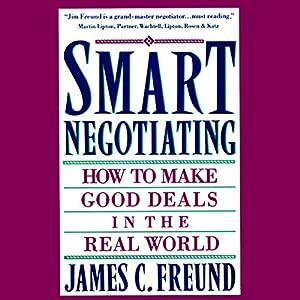 Smart Negotiating Audiobook