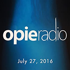 Opie and Jimmy, Sherrod Small, John Cho, July 27, 2016 Radio/TV Program