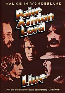 Paice Ashton Lord - Live [DVD] [Import]