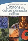 Citations de culture g�n�rale expliqu�es