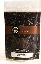 Mahamosa Sri Lankan  Ceylon Black Tea and Tea Filter Set 4 oz Loinorn FBOP Black Tea 100 Loose Leaf