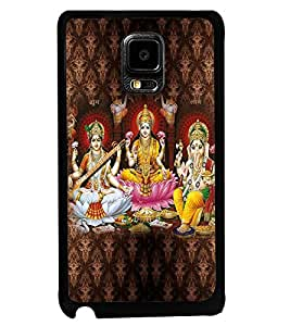 PRINTVISA Religious Diwali Case Cover for Samsung Galaxy Note Edge