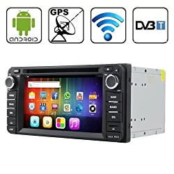 See Rungrace 6.2 inch Android 4.2 Multi-Touch Capacitive Screen In-Dash Car DVD Player for TOYOTA with WiFi / GPS / RDS / IPOD / Bluetooth / DVB-T Details