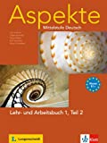 img - for Aspekte in Halbbanden: Lehr- Und Arbeitsbuch 1 MIT Audio-cd Teil 2 (German Edition) book / textbook / text book