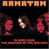 In the April Came the Drawing of the Red Suns