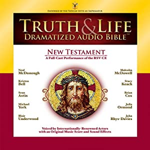 Truth and Life Dramatized Audio Bible New Testament | [Zondervan]