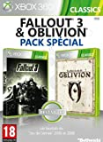 Fallout 3/Oblivion Duo Xbox360 Fr