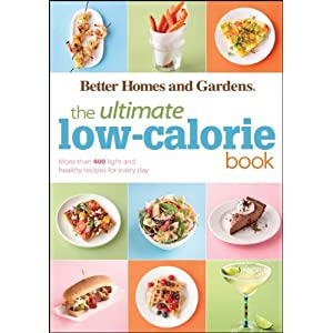 The Ultimate Low-Calorie Meals Book