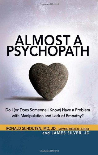 what extent is psychopathy a disorder of empathy Psychopathy (renamed antisocial personality disorder)  manipulativeness, selfishness, and lack of empathy, guilt or remorse,.