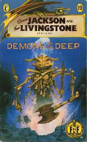 Demons of the Deep (Fighting Fantasy 19)