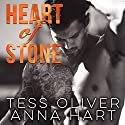 Heart of Stone: Stone Brothers, Book 2 Audiobook by Anna Hart, Tess Oliver Narrated by Joe Arden, Maxine Mitchell