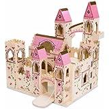 Mitnehmen in Melissa & Doug - Folding Princess Castle - Prinzessinnen Schloß zum Mitnehmen