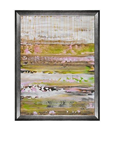 Lisa Carney Pg1306 Framed Giclée On Canvas
