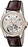 Armand Nicolet Women's 8653D-AN-P953MR8 LL9 Limited Edition Two-Toned Classic Automatic With Diamonds On Bezel Watch