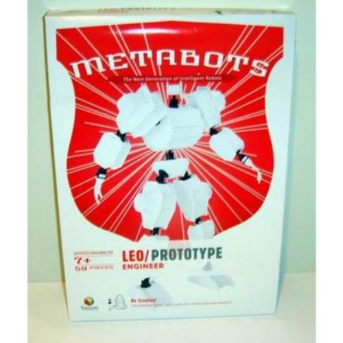 Cheap Lincoln Leo/Prototype Mobil's Metabots 3D Puzzle Case Pack 10 (B0042HGQ14)