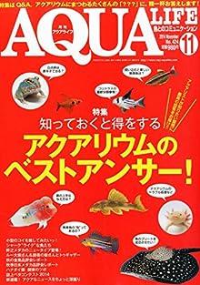 月刊 AQUA LIFE 2014年 11月号