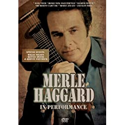 Haggard, Merle - In Performance