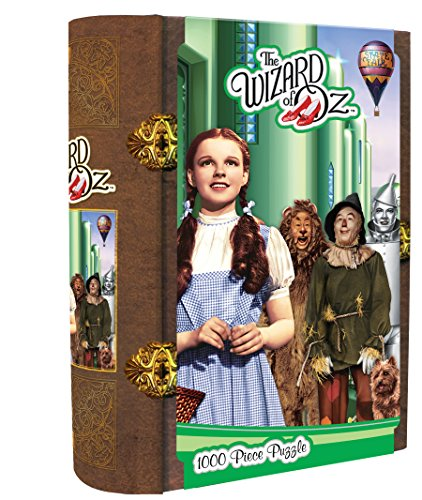MasterPieces Wizard of Oz Emerald City Book Box Jigsaw Puzzle,