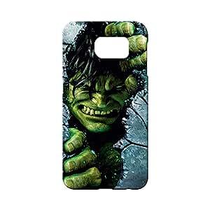 BLUEDIO Designer 3D Printed Back case cover for Samsung Galaxy S7 Edge - G3371