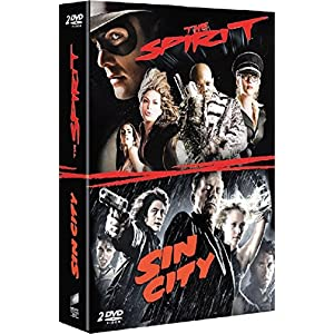 The Spirit + Sin City