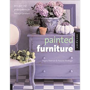 Painted furniture from simple scandinavian to modern country francine hornberger virginia Swedish home furniture amazon