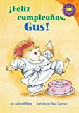 img - for Feliz cumpleanos, Gus! (Read-it! Readers en Espa ol: Gus el erizo) (Spanish Edition) book / textbook / text book