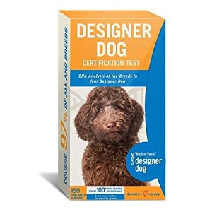 Designer Dog DNA Test Kit